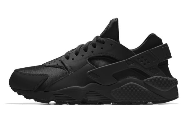 8f5565714a80542b78a5e5a337f76804 - NIKE AIR HUARACHE RUN Triple Black 黑武士 運動鞋 黑魂
