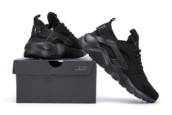 966074beb9c7eb2fd47da5d1e4ff82fc - Nike WMNS Air Huarache 內建氣墊 針織面 細網 武士鞋 情侶鞋