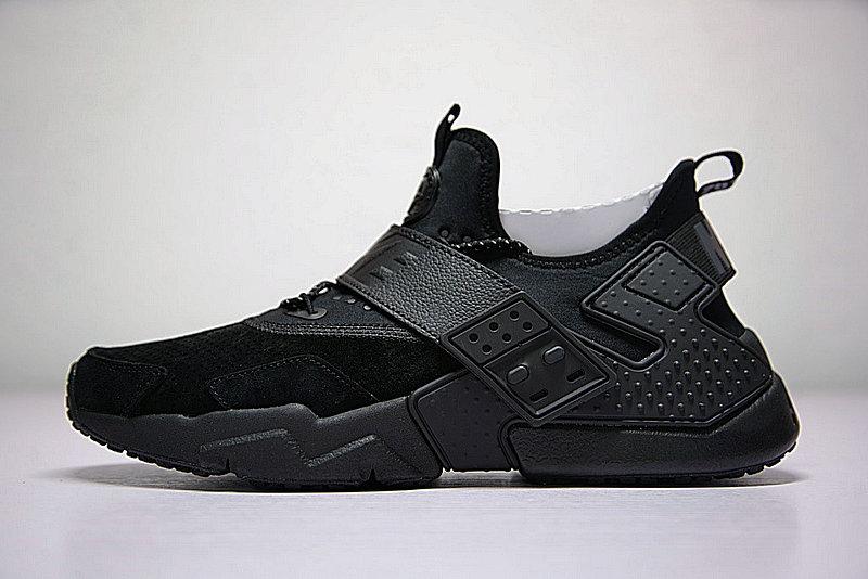 9936db22085f60b65b9f8e11116309ef - Nike Air Huarache Drift Prm 華萊士 6代 全黑 男鞋 AH7335-001