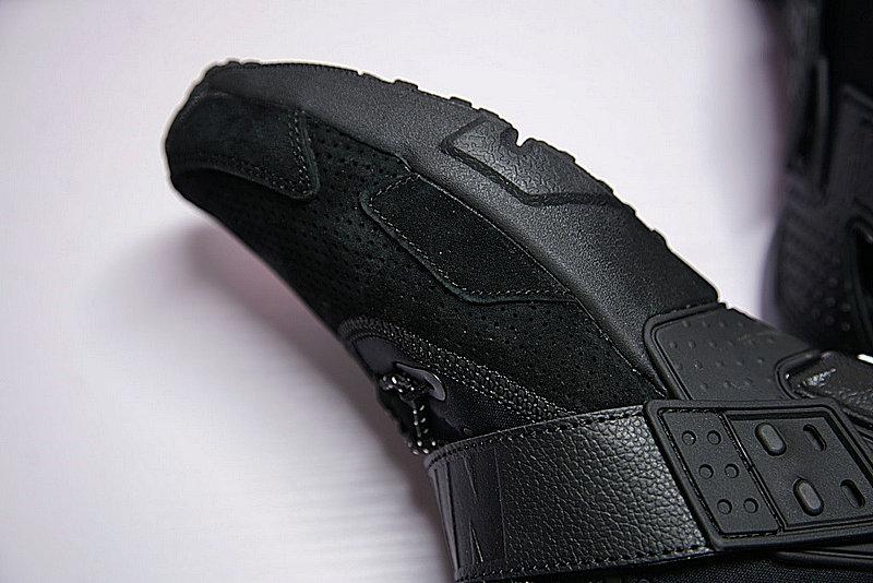 a5570c4b831588635341417a35536442 - Nike Air Huarache Drift Prm 華萊士 6代 全黑 男鞋 AH7335-001