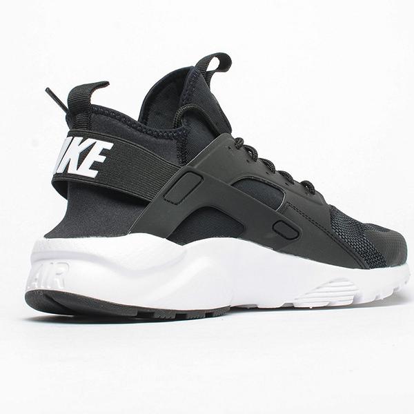 c08dba8686f1b53bef8927cd3a6ad4b4 - Nike Air Huarache Run Ultra 二代 經典 黑白 黑武士情侶鞋 819685 001