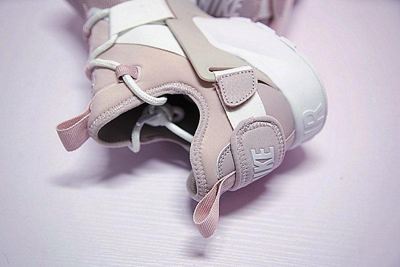 c2b3479ba374fa732c062d5ff9548c91 - NIKE AIR HUARACHE CITY LOW 武士鞋 粉色 AH6804-600