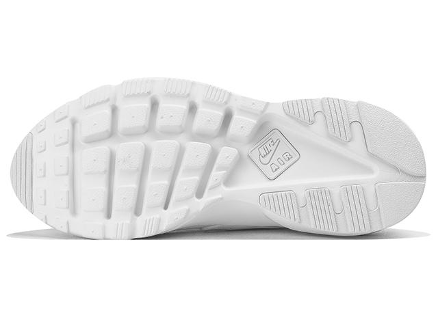 c83be8894cf3afc757955ba51c965179 - NIKE Huarache Ultra BR 白色武士鞋 網面 透氣 情侶鞋 819685-101