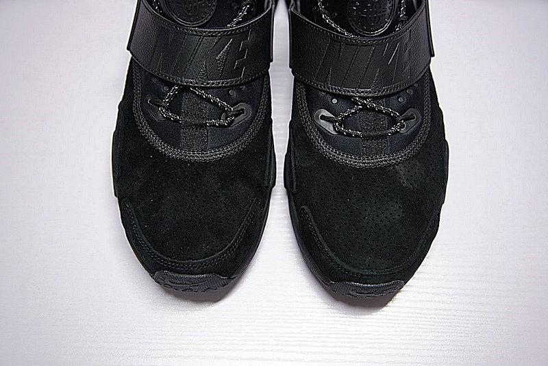 d5bf0765ec055d501e79224eaf08da33 - Nike Air Huarache Drift Prm 華萊士 6代 全黑 男鞋 AH7335-001