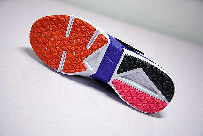ec52e5bf21da7dc15dee0ae5671cde17 - 情侶鞋 Nike Air Huarache Drift Prm 6代  黑藍 橘紅 AH7335-002