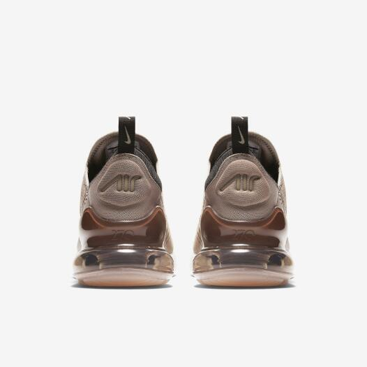 0e0255f4a4a9d89550e65fce69c9df25 - NIKE AIR MAX 270 灰棕 男子 氣墊 運動 跑步鞋 休閒 百搭 AH8050-200