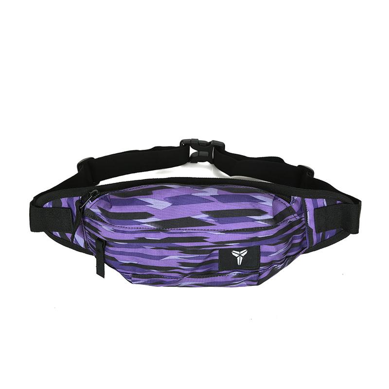 2936a859a4c70231dc8c1c0d8470e916 - Nike 腰包 騎行包 零錢包 騎行包 胸包 斜挎包 紫色 時尚百搭 NK-1641