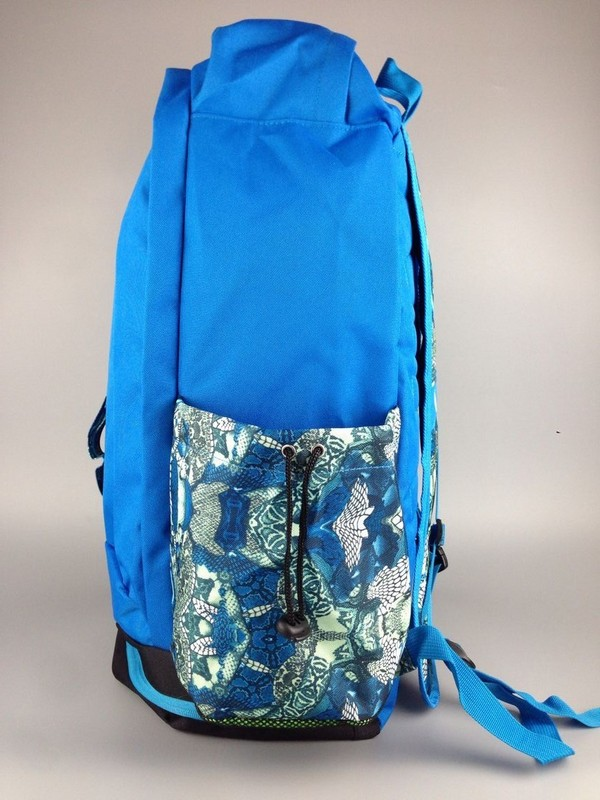 2eac25c060cd644211254c4417ee012a - Nike Kobe 籃球包 大容量 雙肩包 旅行包 學生書包 鞋袋包 藍色 49*27*19