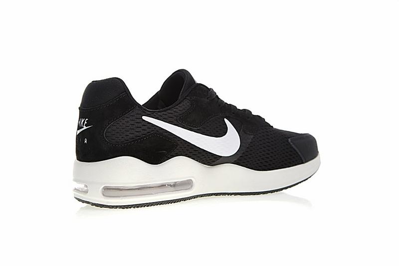 53c68bbffbc8b2a269803fba9237aede - Nike Air Max Guile 詭計系列 三眼 氣墊 復古慢跑鞋 黑白 男款 916768-004