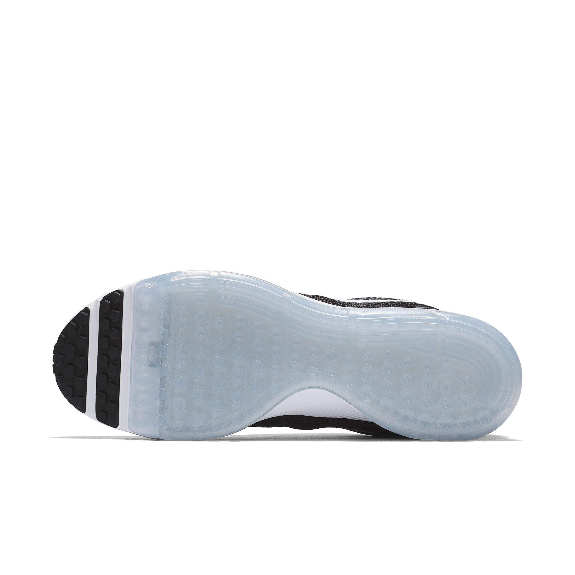 6a5abe08b233c1339abdaeded19109db - NIKE ZOOM ALL OUT LOW 2 男子 氣墊慢跑鞋 黑白 緩震 時尚 百搭 AJ0035