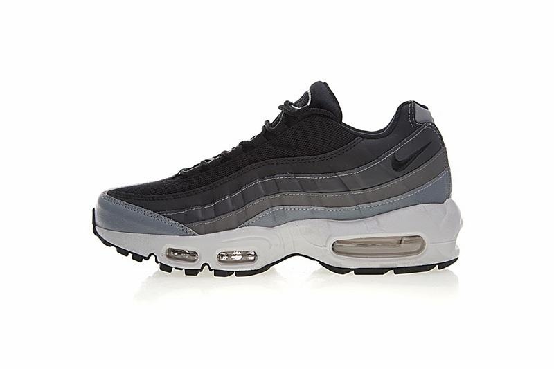 6ea30f02c5075006adc92ca7339500f9 - Nike Air Max 95 復古氣墊慢跑鞋 黑灰漸變 男款 時尚百搭 749766-021