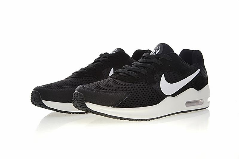 6eb7ed996321dde692c31b6b0a8bd6fd - Nike Air Max Guile 詭計系列 三眼 氣墊 復古慢跑鞋 黑白 男款 916768-004