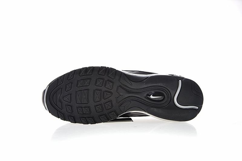 730672705942bb63b4f54e13f43ef28f - Kappa x Nike Air Max 97系列 百搭 復古 氣墊 慢跑鞋 黑色 情侶款