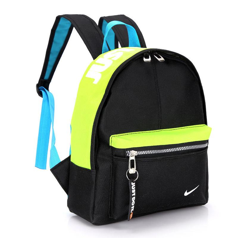 793c77f1e0b84461c72ca28b25a547dd - Nike 迷妳後背包 男童 女童 書包 小背包 黑藍綠