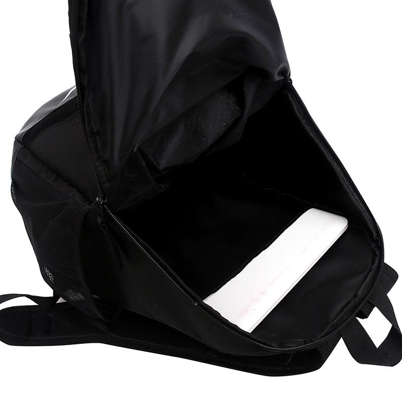 7fdc223d134e56ccb2ad0640ec7832e0 - 感嘆號 Nike 雙肩包 學生書包 旅行包 健身包 潮流後背包 黑白  45*29*20