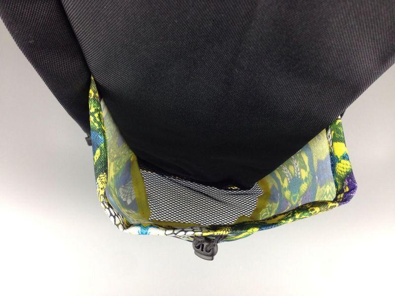 93974e31c6f789fd7e27e4f5cc7f90b6 - Nike Kobe 籃球包 大容量 雙肩包 旅行包 學生書包 鞋袋包 黑黃 防水 49*27*19
