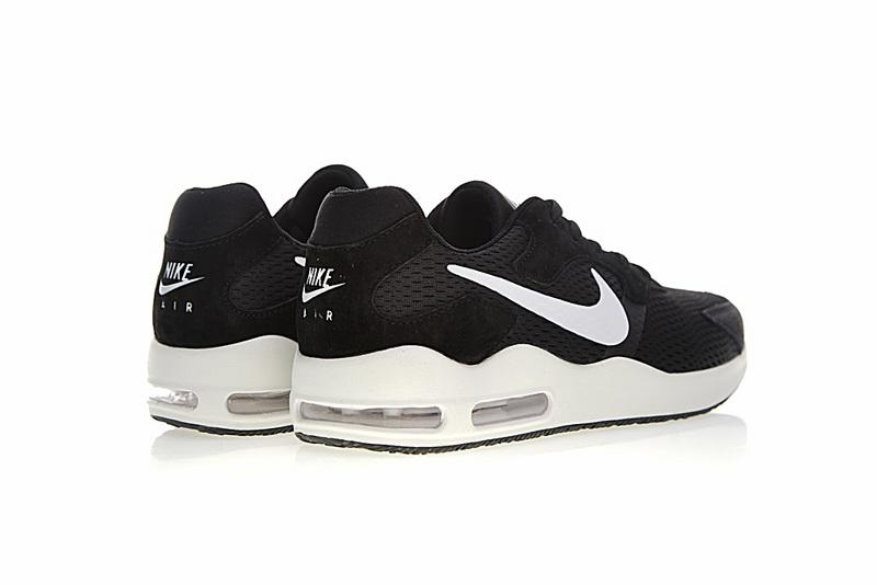 9a1e2b10fbf26faca39247eef9ede086 - Nike Air Max Guile 詭計系列 三眼 氣墊 復古慢跑鞋 黑白 男款 916768-004