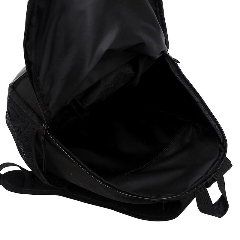 9ae53a08cc61cc511e9cfd3e0f5b8065 - 感嘆號 Nike 雙肩包 學生書包 旅行包 健身包 潮流後背包 黑白  45*29*20