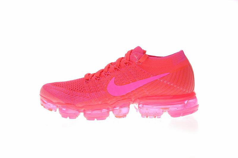 af82c0069deef129e1f7613d1603af12 - Nike Air VaporMax Flyknit 2.0 W 二代 熒光騷粉 女款 大氣墊 飛線 慢跑鞋 時尚 百搭 849557-604