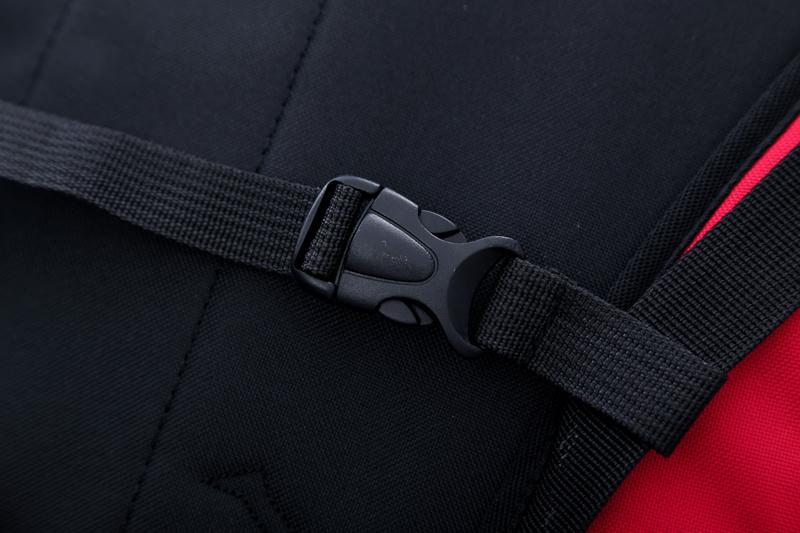 b14bcbfa91e1d6bfd0133e198014e897 - Jordan喬丹 雙肩包 書包 帆布 電腦 紅色後背包 時尚 百搭
