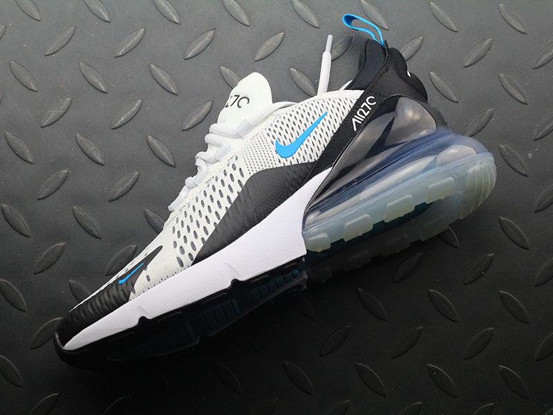 c89f30b75e72075830297e22bd432914 - Nike Max 270 AH8050-203 半掌氣墊慢跑鞋 男款 白黑 透氣 時尚 百搭