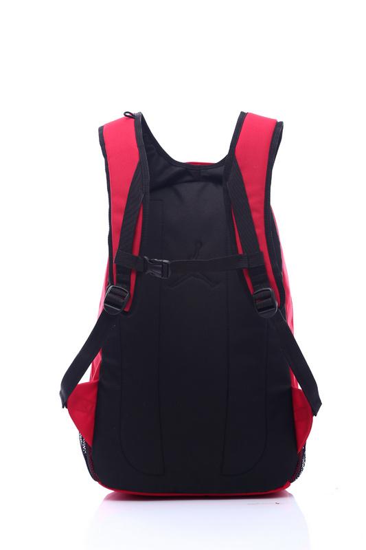 ccb5d8ee0c10daf4a64d4ea05f68ffac - Jordan喬丹 雙肩包 書包 帆布 電腦 紅色後背包 時尚 百搭
