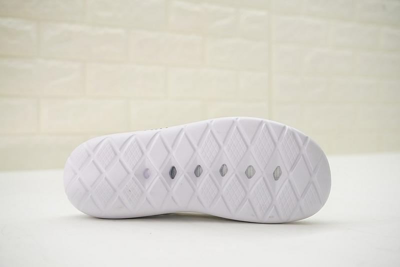 d2d78cbd98b287fc117e0944d8f250f1 - Offwhite x Nike Air rejuvens3代鳥巢 拖鞋 白色 洞洞鞋 男款 441377-002