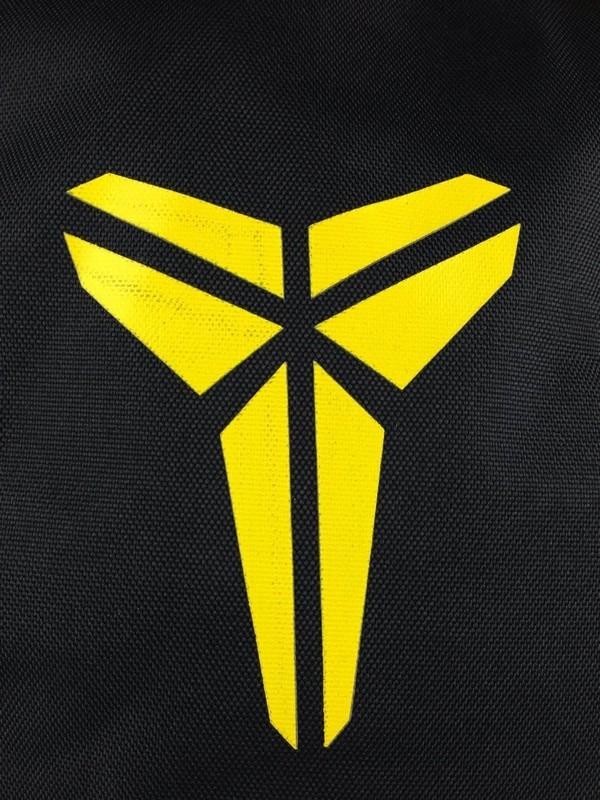 d41035c60bb722ead547db245c386f8b - Nike Kobe 籃球包 大容量 雙肩包 旅行包 學生書包 鞋袋包 黑黃 防水 49*27*19