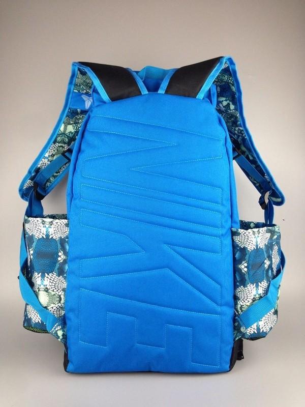 e02c3c9c88b5e6c092aad7c08d050eb2 - Nike Kobe 籃球包 大容量 雙肩包 旅行包 學生書包 鞋袋包 藍色 49*27*19