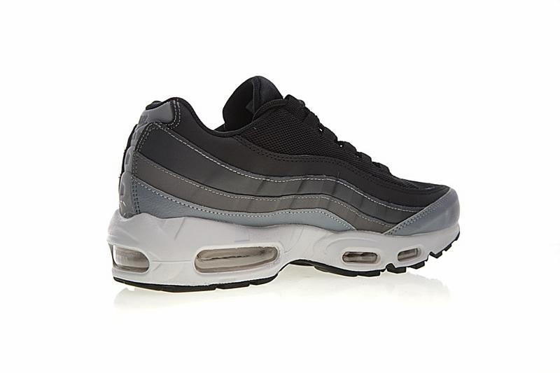 ee9f88cff753a30d707d9e800da6dcad - Nike Air Max 95 復古氣墊慢跑鞋 黑灰漸變 男款 時尚百搭 749766-021