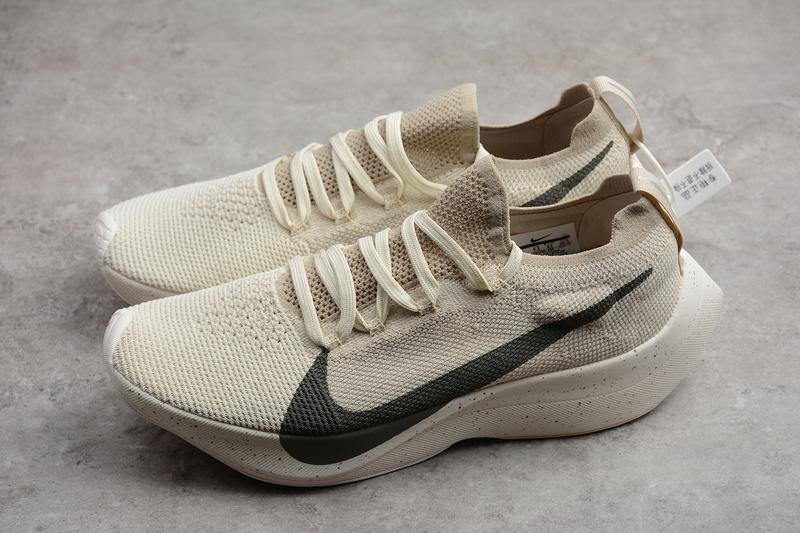 012dd677534b1289a342523564d13a1e - Nike Vapor Street Flyknit 馬拉松 米白色跑鞋 情侶款 潮流 新款-超熱賣❤️