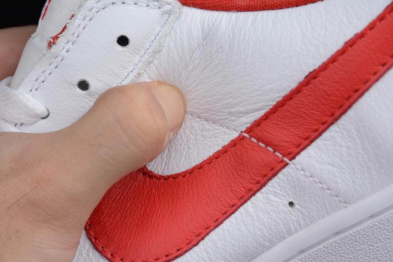 015cd53e54393a917a75a828a88e2068 - Nike Air Force 1 空軍一號 男款 白紅板鞋 休閒鞋 新品-熱銷推薦❤️