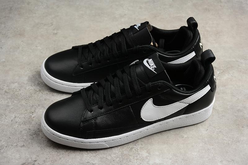 02743920ed6b59fd17110f6a2e52586c - Nike Blazer Low Le 開拓者 黑白色 男女鞋 休閒板鞋 時尚-熱銷推薦❤️