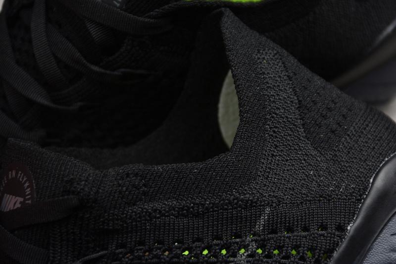 06c9d176fec00c91997fe198ed565ff7 - Nike Free rn Flyknit 2018款 男子 赤足 輕便 飛線 全黑 跑步鞋-限時特賣❤️