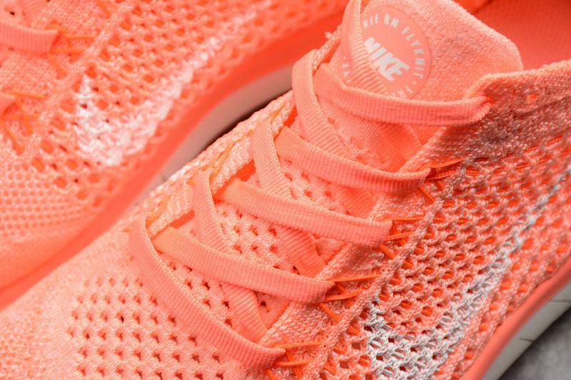 0ee2f2406d2463f77ce5e3a7f881de21 - Nike Free rn 女鞋 運動 透氣 針織跑步鞋 橘色 潮流 新款-限時特賣❤️