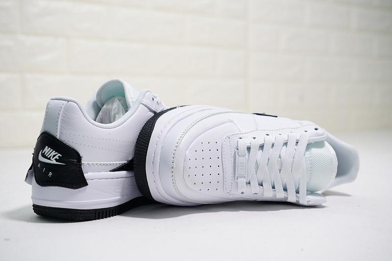 0fbf62e0ccc14ad8be5e26d87dfd5705 - Nike Air Force 輕量 厚底增高 低幫 百搭 板鞋 女生 白色-熱銷NO1❤️