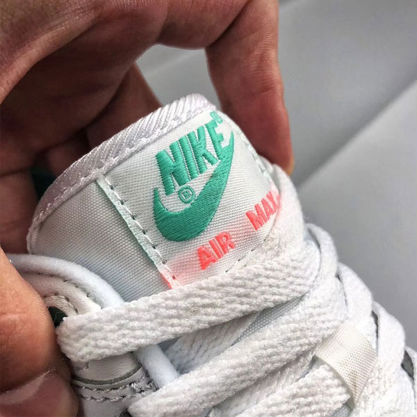 11af3e4540b2ad886e636b79c6d7d428 - Nike Air Max Anniversary 1復古 氣墊慢跑鞋 西瓜色 情侶款-超值人氣❤️