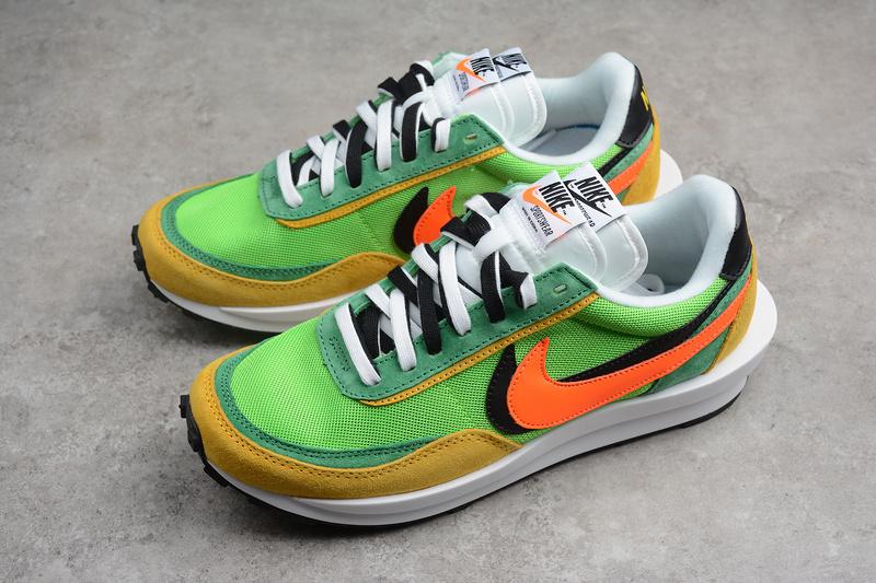 1671dd90ebbfc030d7e522031286ba86 - Nike 慢跑鞋 綠黃色 男鞋 網面 透氣 休閒 運動 百搭-新品駕到❤️