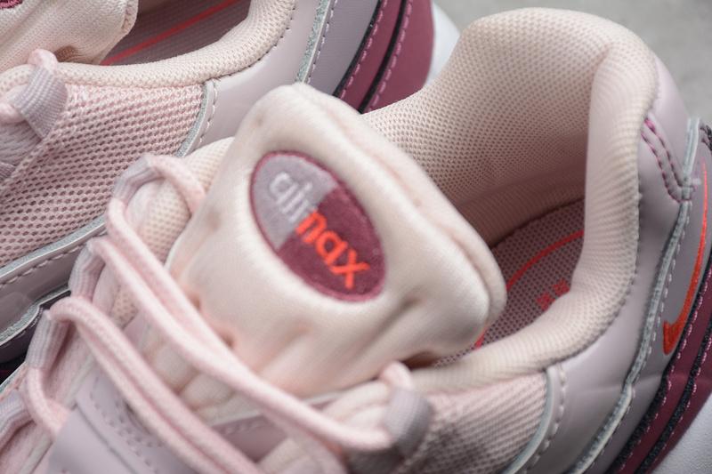 1f306192733449e1837ac3ab90f2f30b - Nike Air Max 95 粉紫色 氣墊跑鞋 女款 休閒運動鞋 百搭-熱銷推薦❤️