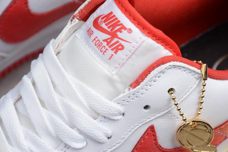 1fa1bf539bfcf1d72ac78293005e2f58 - Nike Air Force 1 空軍一號 男款 白紅板鞋 休閒鞋 新品-熱銷推薦❤️