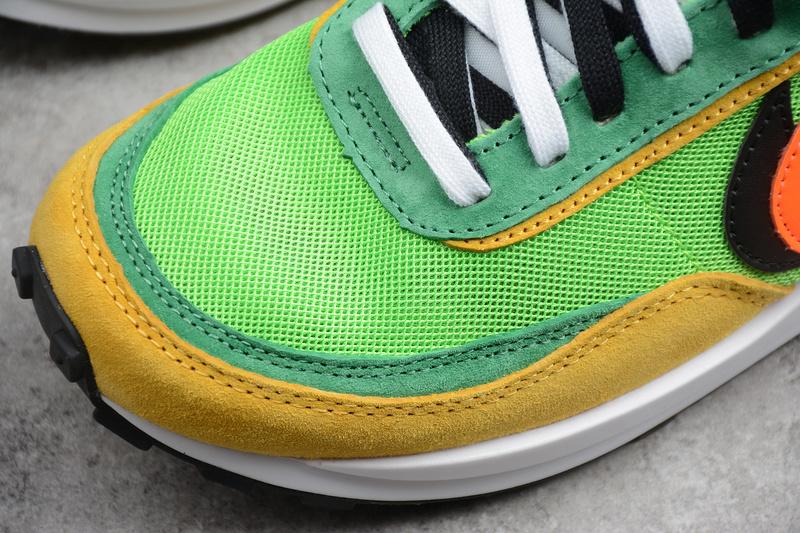 26eec47ef9ddd25cdd031338d16bf704 - Nike 慢跑鞋 綠黃色 男鞋 網面 透氣 休閒 運動 百搭-新品駕到❤️