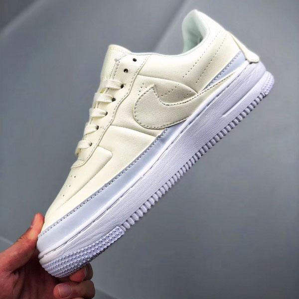 2bcea04f0aa636a7074a620c532ce49c - Nike Wmns Air Force 1 空軍一號 女款 米白色 休閒板鞋 百搭-熱銷推薦❤️