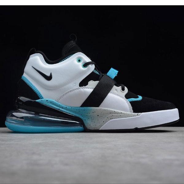 36a2274a5b0676af75ccce36c8428c9a - Nike Air Max 270 機能半掌氣墊 跑步鞋 男款 黑白藍 潮流 百搭-超熱賣❤️