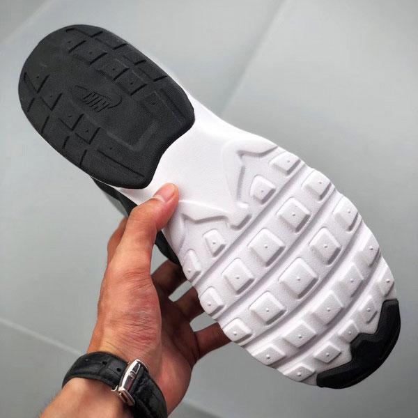 3b9e22839d563159daec31caa64b9936 - Nike Air Max Invigor 半掌氣墊跑步鞋 情侶款 黑白色 休閒 百搭-熱銷推薦❤️