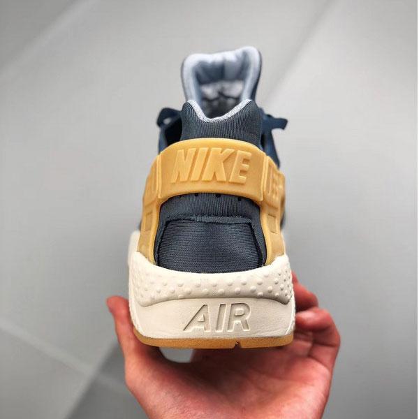 3e4d8310b69556ec5350fa6288ca8e84 - Nike Air Huarache Run SE 華萊士 復古慢跑鞋 男鞋 深藍色 新品-獨家發售❤️