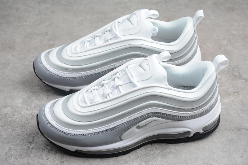 4b5b22c7cc22c6771d0bd7043b190715 - Nike Air Max 97 銀白子彈 全掌氣墊 女款 跑步鞋 新款 百搭-超值人氣❤️