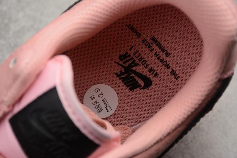 563a9980592a44cea4d0e03732b0deec - Supreme x Nike Air Force 1 聯名款 粉色 女鞋 休閒 潮流 新品-限時特賣❤️