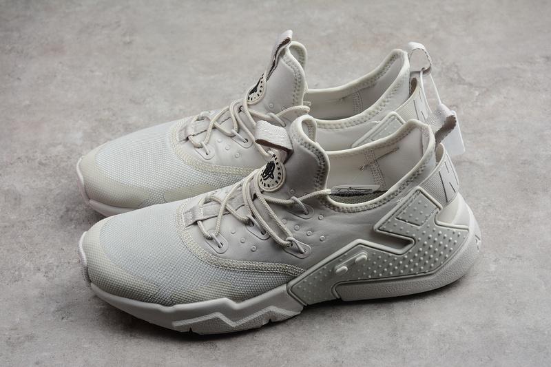 5d91c671f8394808e8848d2622623f0f - Nike Air Huarache Run  運動鞋 情侶款 灰色 休閒 時尚-現貨秒殺❤️