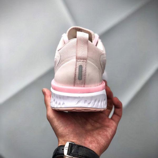 622502936f60ae05999caf777f031adf - Nike Epic React Flyknit 2代 白粉色 女款  透氣 慢跑鞋 舒適-現貨秒殺❤️