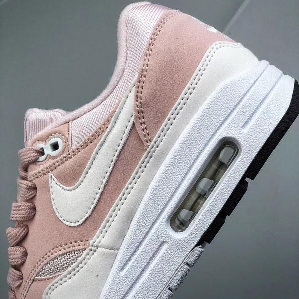 71ee063d40173ad34aa5e1f7df967819 - Nike Air Max 1 Barely Rose 櫻花粉 女子氣墊跑鞋 休閒 百搭-熱銷推薦❤️